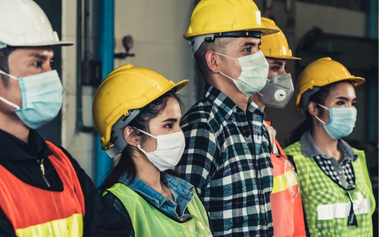 Five Best Practices to Protect Construction Workers During a Pandemic